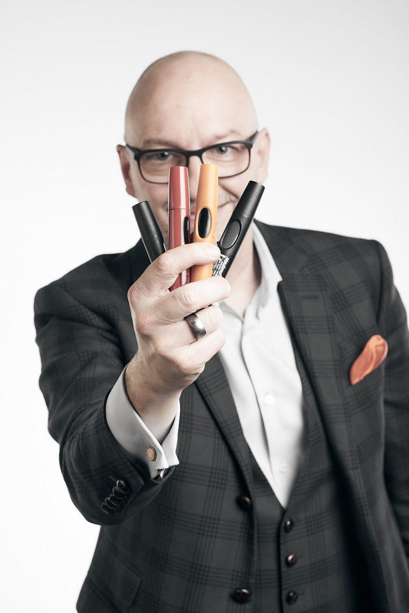 Albrecht Kresse als visueller Zusammenfasser
